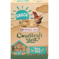 Snack Sea Mix Country's Best Délicieux mélange enrichi en crevettes et gammares
