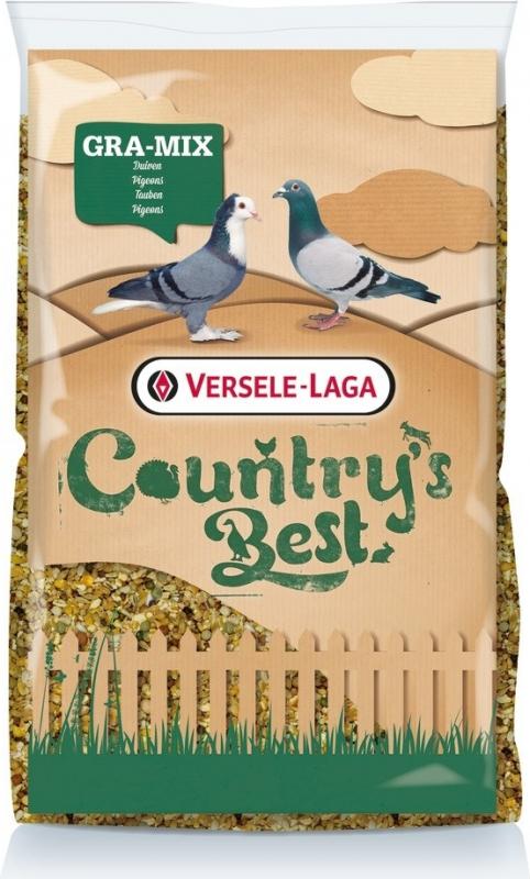 Gra-Mix Pigeons Country's Best Mélange de graines pour pigeons