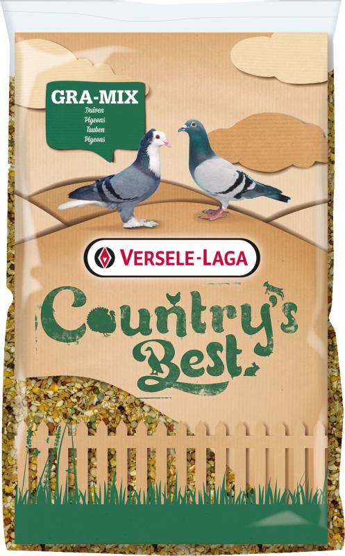Gra-Mix Pigeons Elevage Eco Country's Best Mélange de graines pour pigeons en période d'élevage