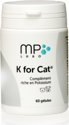 MP Labo K Para Gato Complemento rico em potássio