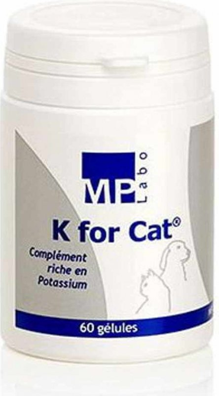 MP Labo K For Cat Supplement rijk aan kalium