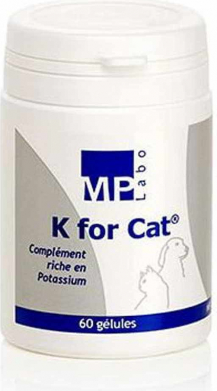 MP Labo K For Cat Integratore ricco di potassio