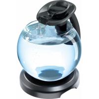 Aquarium Tetra duo cascade globe - blanc ou noir