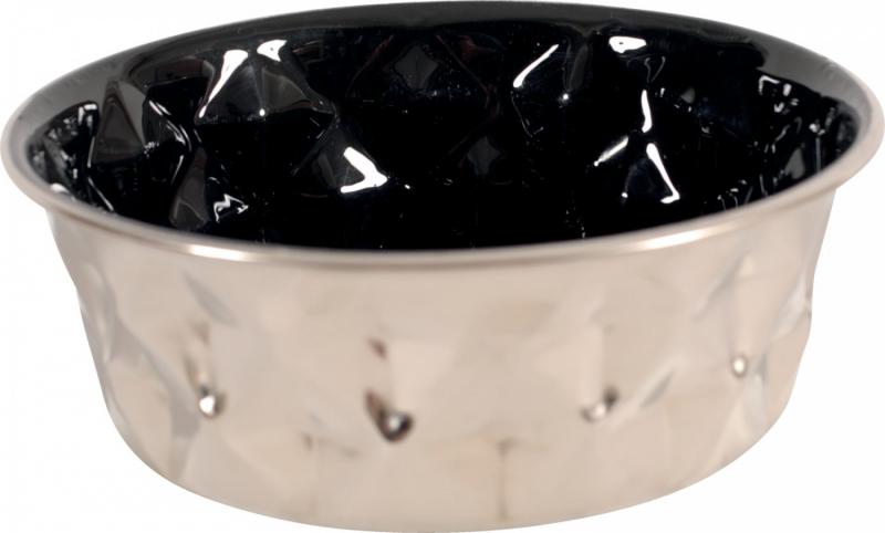 Coperchio ciotola XL nero.