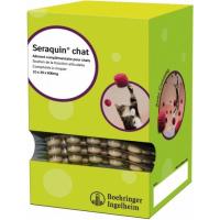 BOEHRINGER Seraquin gato 200 comprimidos - Apoio à função articular