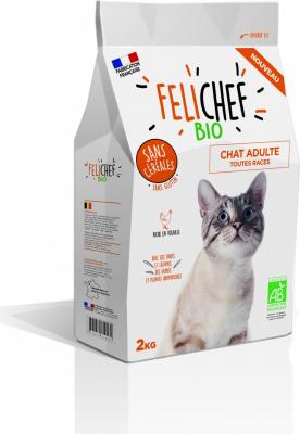 Felichef Bio Sans Céréales