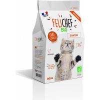 FELICHEF BIO Croquettes BIO Sans Céréales pour Chaton
