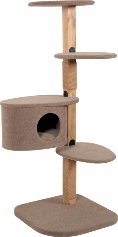 arbre chat jonah 3 hauteur 147 cm. Black Bedroom Furniture Sets. Home Design Ideas