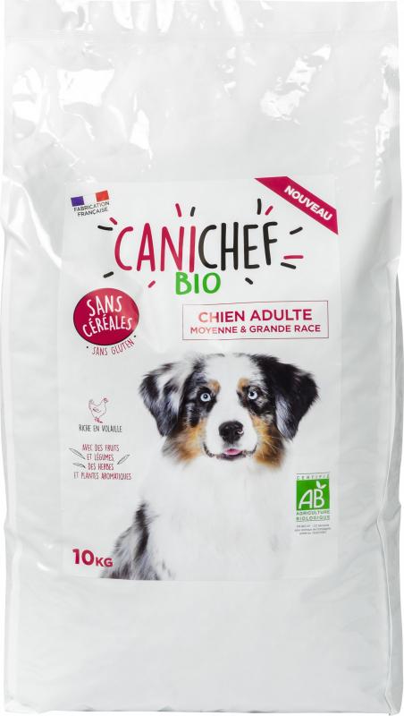 CANICHEF BIO Dog Adult Medium/Maxi