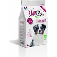 CANICHEF BIO Croquettes BIO Sans Céréales pour Chien Medium / Maxi