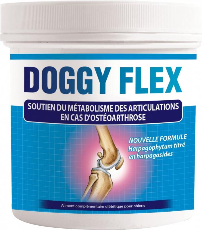 AUDEVARD Doggy Flex pour Chien - Soutien des Articulations