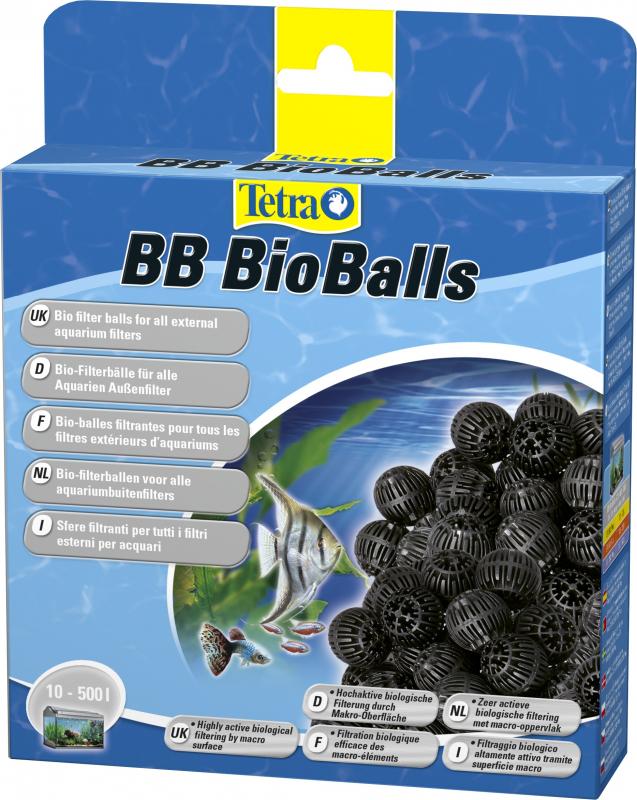 Tetra Bio Filterbälle BB 400/600/700/1200/2400