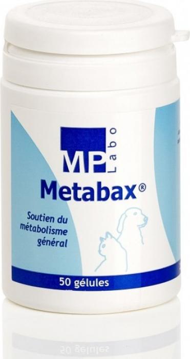 MP Labo Metabax Soutien du métabolisme