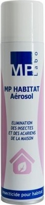 MP Labo MP Habitat Aérosol insecticide