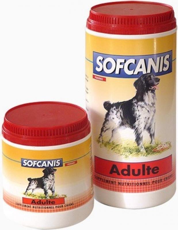 SOFCANIS Adulte en Poudre - Tonus & Vitalité du Chien