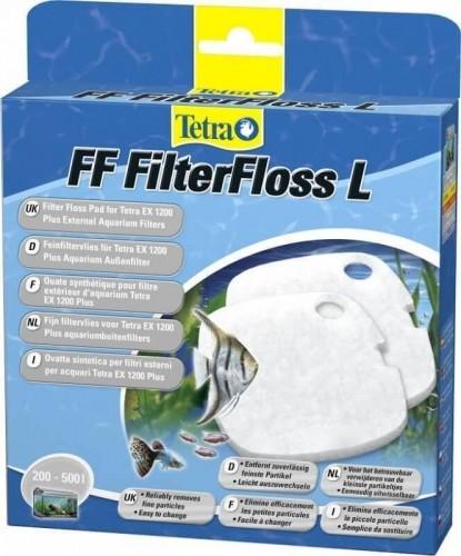 Ouate filtrante pour filtre Tetratec EX (toutes tailles)