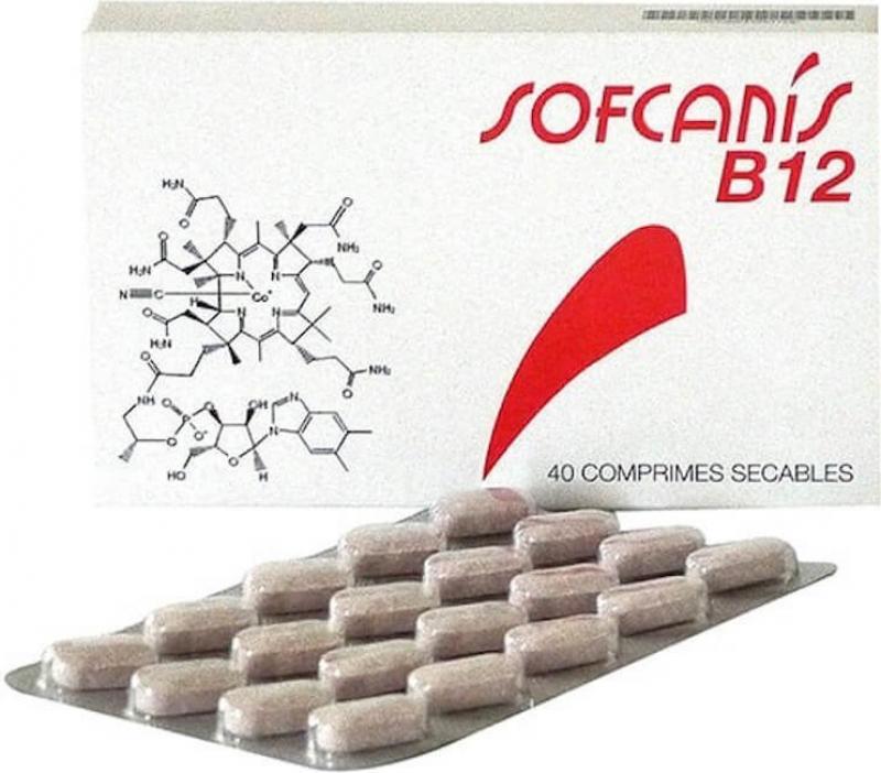 SOFCANIS B12 - Suplemento Hepático para Perro & Gato