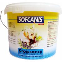 SOFCANIS Croissance en Poudre - Supplément Vitalité pour Chiot