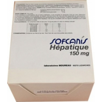 SOFCANIS Hepatic 25mg oder 150mg - Liver Support Dogs & Cats