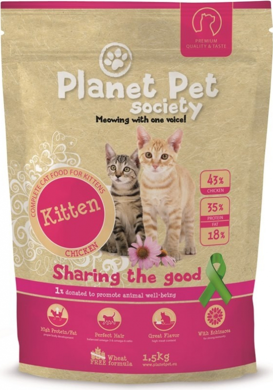 PLANET PET Kitten pour Chaton