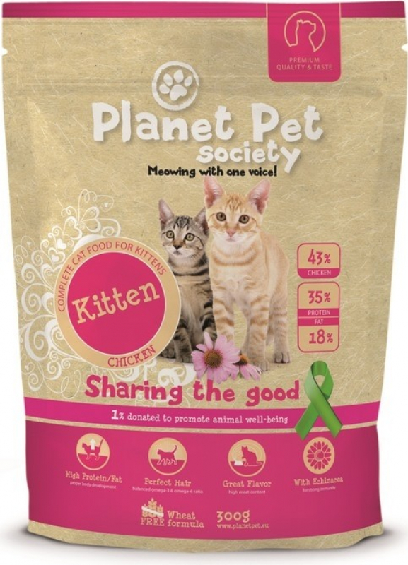 PLANET PET Kitten pour Chaton