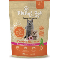 PLANET PET Anti Hairball pour Chat Adulte