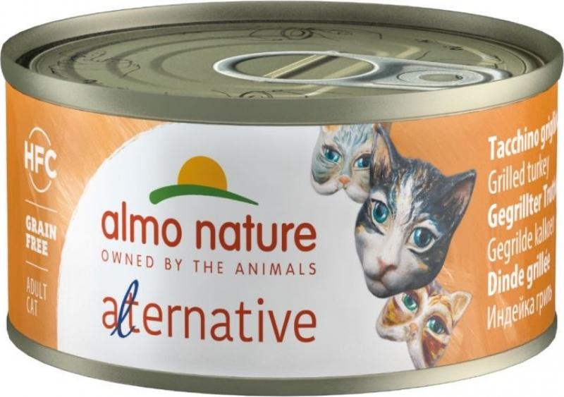Natvoer ALMO NATURE HFC Alternative 70g Cat Adult