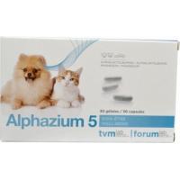 TVM Alphazium 5 - équilibre émotionnel et comportemental des chats et des chiens