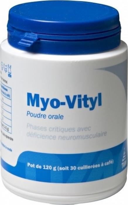 TVM Myo-Vityl - supplément Vitalité pour Chien et Chat
