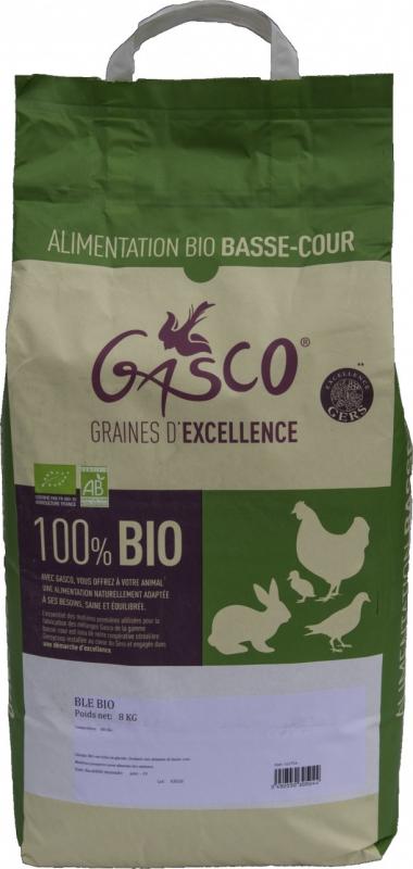 Trigo 100% BIO - GASCO