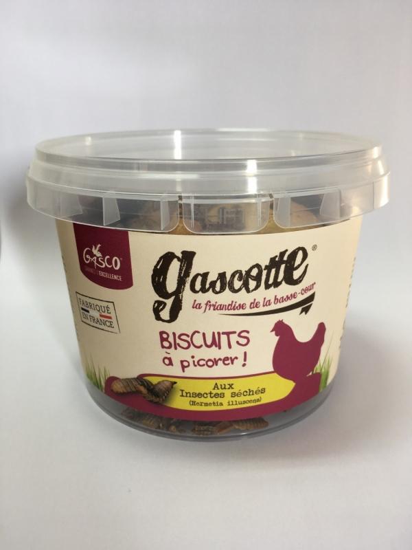 Kekse für Geflügel - Gasco, verschiedene Geschmacksrichtungen