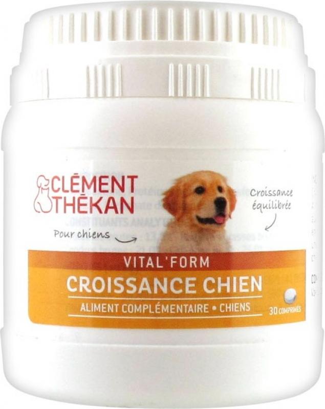 CLÉMENT THÉKAN Crecimiento - Complemento Alimentario para Perro & Cachorro