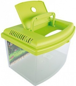 Petit aquarium Aqua travel box II medium 28cm