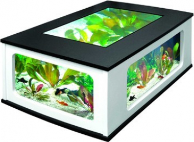 Prix table basse aquarium jardiland table de lit - Table basse aquarium prix ...
