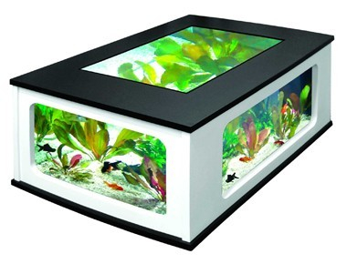 table basse aquarium 300l aquarium et meuble. Black Bedroom Furniture Sets. Home Design Ideas