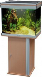 Aquarium ambiance 60x40 h tre 115l aquarium et meuble for Meuble 60x40