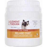 CLÉMENT THÉKAN Pelo Gato - Complemento Alimentario para la Piel &el Pelo