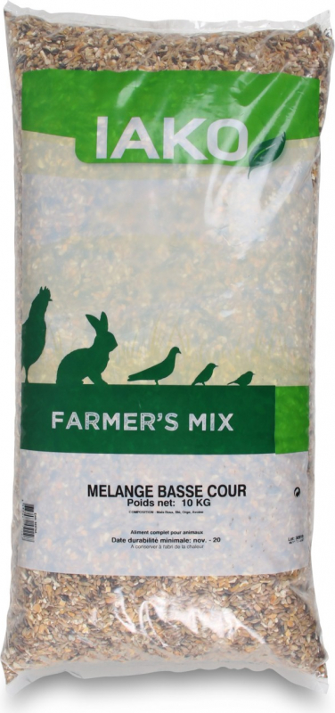 Mélange complet pour poules pondeuses Farmer's Mix