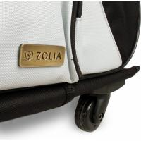 Sac de transport trolley à roulettes pour chien et chat Zolia GoPet