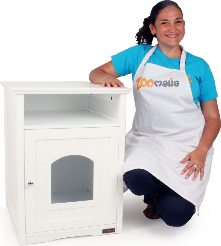 Maison de toilette en bois multi-usages Zolia Poppins
