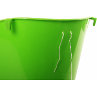 Toilette d'angle pour tous types de rongeurs ou lapins Zolia - Adaptée à tous les rongeurs