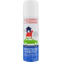 Clément Thékan - Insecticide Habitat - Spray et Fogger