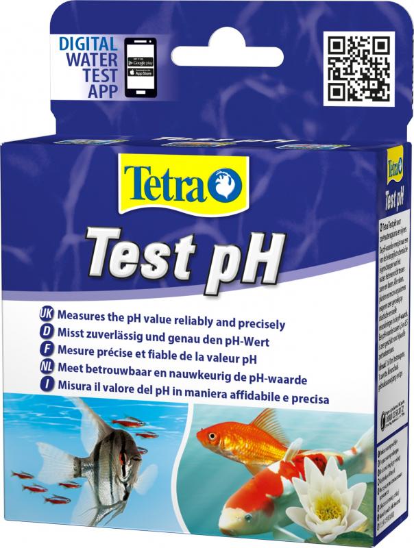 Tetra Test pH eau douce