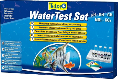 Tetra WaterTest Set eau douce LABO TEST PRO