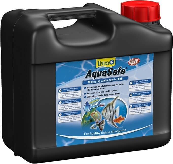 Tetra AquaSafe Conditionneur d'eau pour aquarium