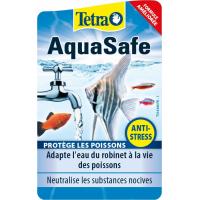Tetra Aquasafe Acondicionador de agua para acuario