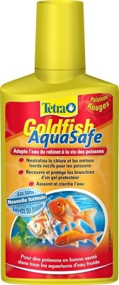 Tetra Goldfish Aquasafe poissons rouges
