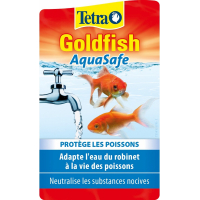 Tetra Goldfish Aquasafe carpas dorados