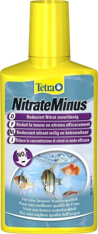 Tetra nitrate minus líquido - antinitratos para acuario