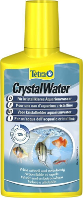 Tetra crystal water para que el agua sea cristalina